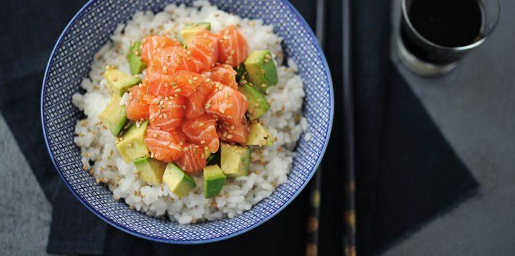 chirashi-saumon